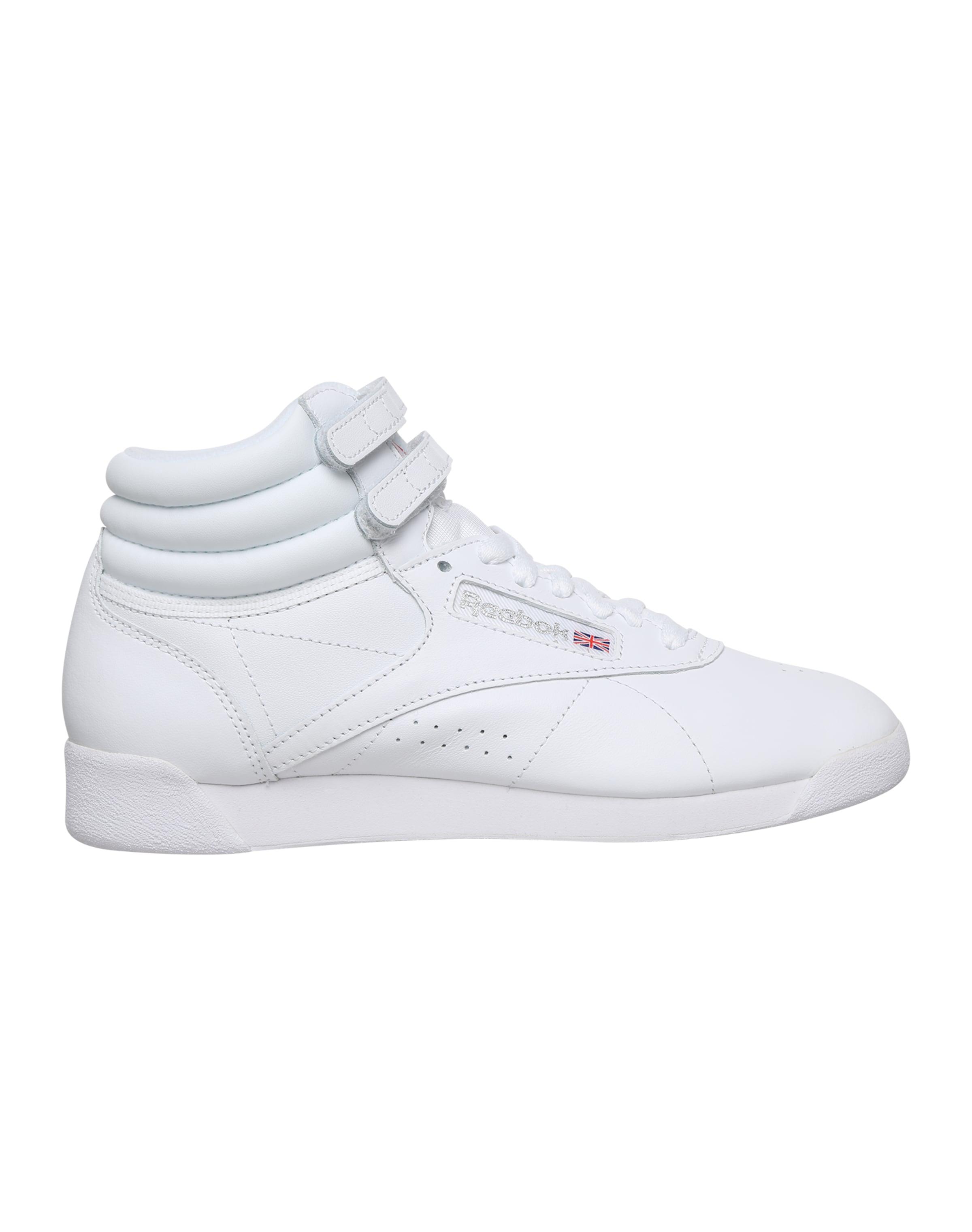 Weiß Reebok Classic Sneaker In Classic Reebok 4L5RjA