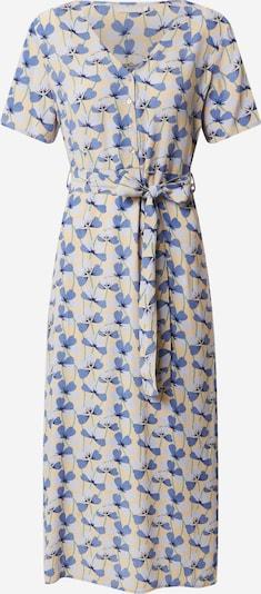 Rochie PIECES pe albastru / galben / negru / alb, Vizualizare produs