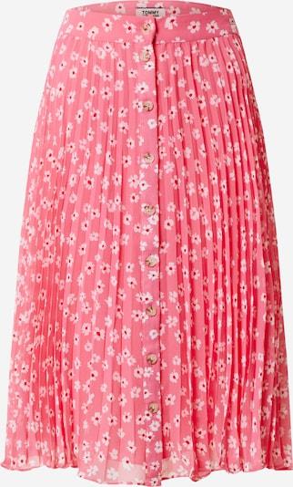 Sijonas iš Tommy Jeans , spalva - mišrios spalvos / rožinė, Prekių apžvalga