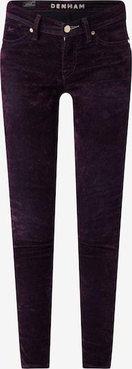 DENHAM Jeans in de kleur Aubergine, Productweergave