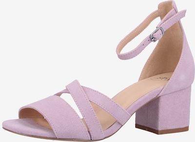 SPM Sandalen in flieder, Produktansicht