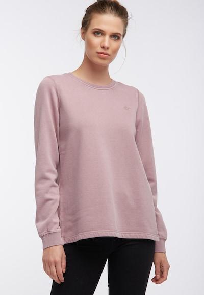 DREIMASTER Sweat-shirt en rosé: Vue de face