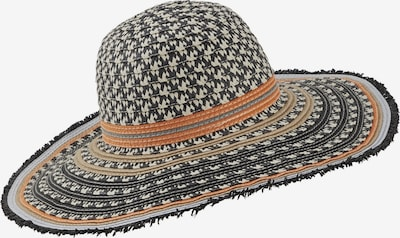 heine Hat i beige / orange / sort, Produktvisning
