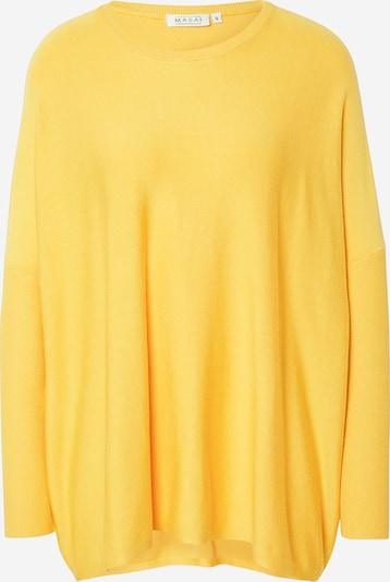Masai Trui 'Fanasi' in de kleur Geel, Productweergave