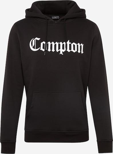 Mister Tee Sweatshirt 'Compton' in schwarz / weiß, Produktansicht