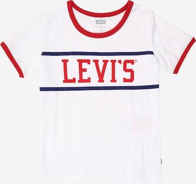 LEVI'S Shirt in blau / rot / weiß, Produktansicht