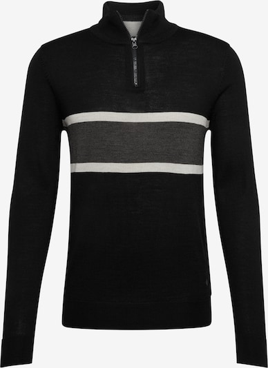 Casual Friday Pullover in schwarz, Produktansicht