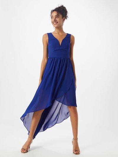 TFNC Kleid 'JANE' in kobaltblau, Modelansicht