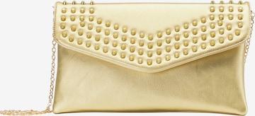 myMo at night Crossbody Bag in Gold