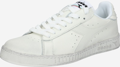 Diadora Chaussure de sport en blanc, Vue avec produit