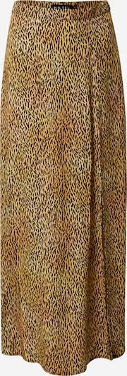 Motel Jupe 'SHAYK' en beige / marron, Vue avec produit