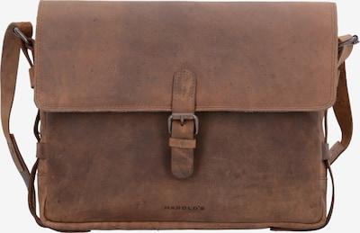 Harold's Messenger 'Antik' in braunmeliert, Produktansicht