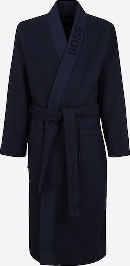 BOSS Szlafrok długi w kolorze ciemny niebieskim, Podgląd produktu