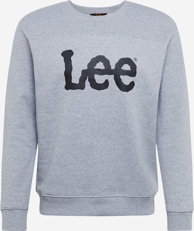 Lee Sweatshirt 'BASIC CREW' in grau, Produktansicht