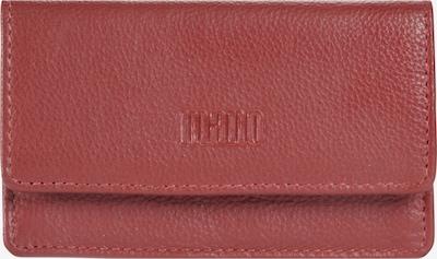 mano Porte-clés en rouge pastel, Vue avec produit