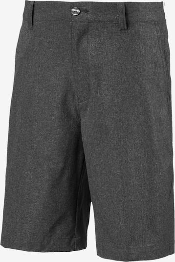 PUMA Pantalon de sport 'Heather Pounce' en gris basalte, Vue avec produit