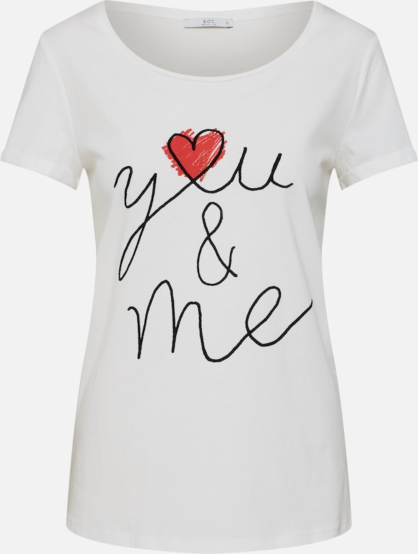RougeBlanc shirt By Edc En T Esprit iXOPkZu