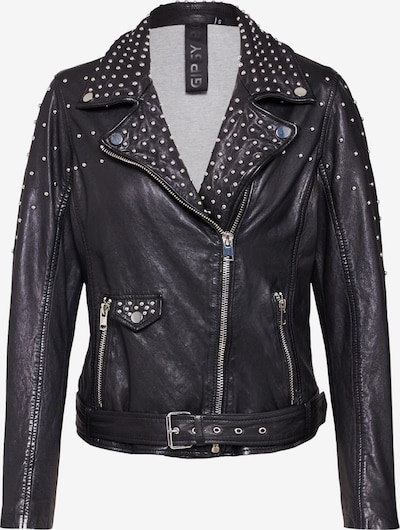 Gipsy Jacke 'Scarla' in schwarz, Produktansicht