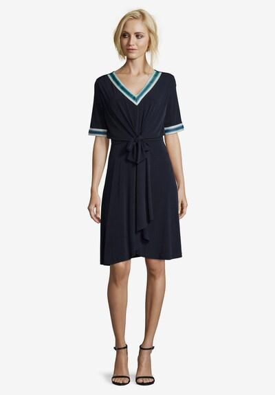 Betty Barclay Shirtkleid kurzarm in dunkelblau, Modelansicht