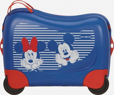 SAMSONITE Kinderkoffer 'Dream Disney' in blau / rot / weiß, Produktansicht