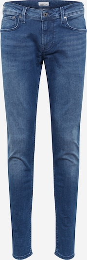 Pepe Jeans Jeans 'Finsbury' in blue denim: Frontalansicht