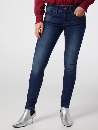 G-Star RAW Jeans 'Lynn' in blue denim: Frontalansicht