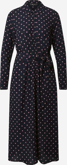 King Louie Kleid 'Rosie Pablo' in dunkelblau / altrosa, Produktansicht