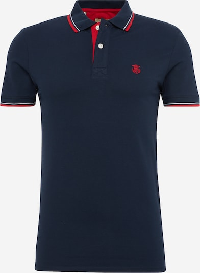 SELECTED HOMME Poloshirt 'SHHNEWSEASON SS NOOS' in navy, Produktansicht