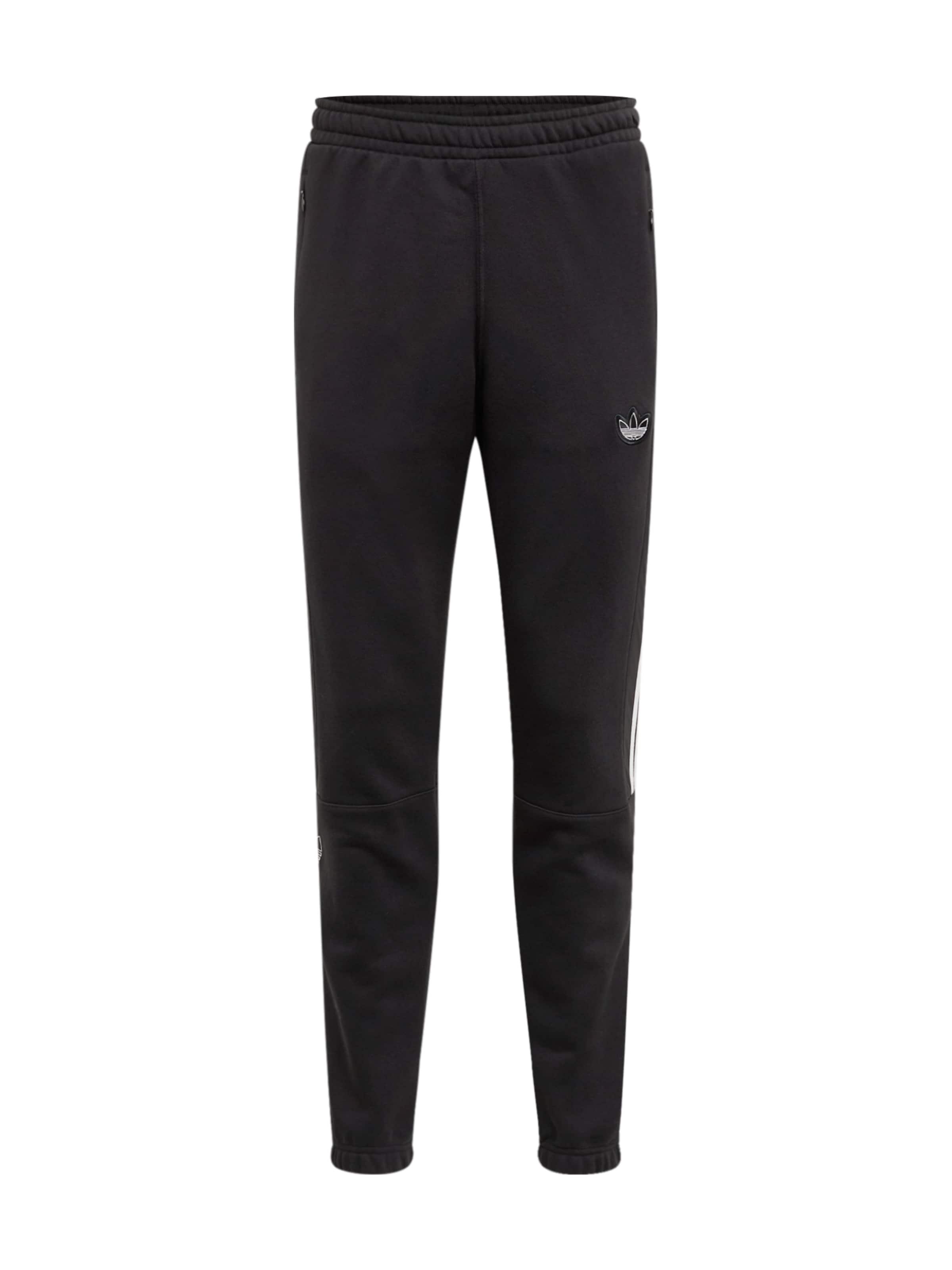 Flc' 'outline In Schwarz Originals Adidas Hose Sp zUVLMjqpGS