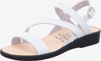 Ganter Sandalen/Sandaletten in weiß, Produktansicht