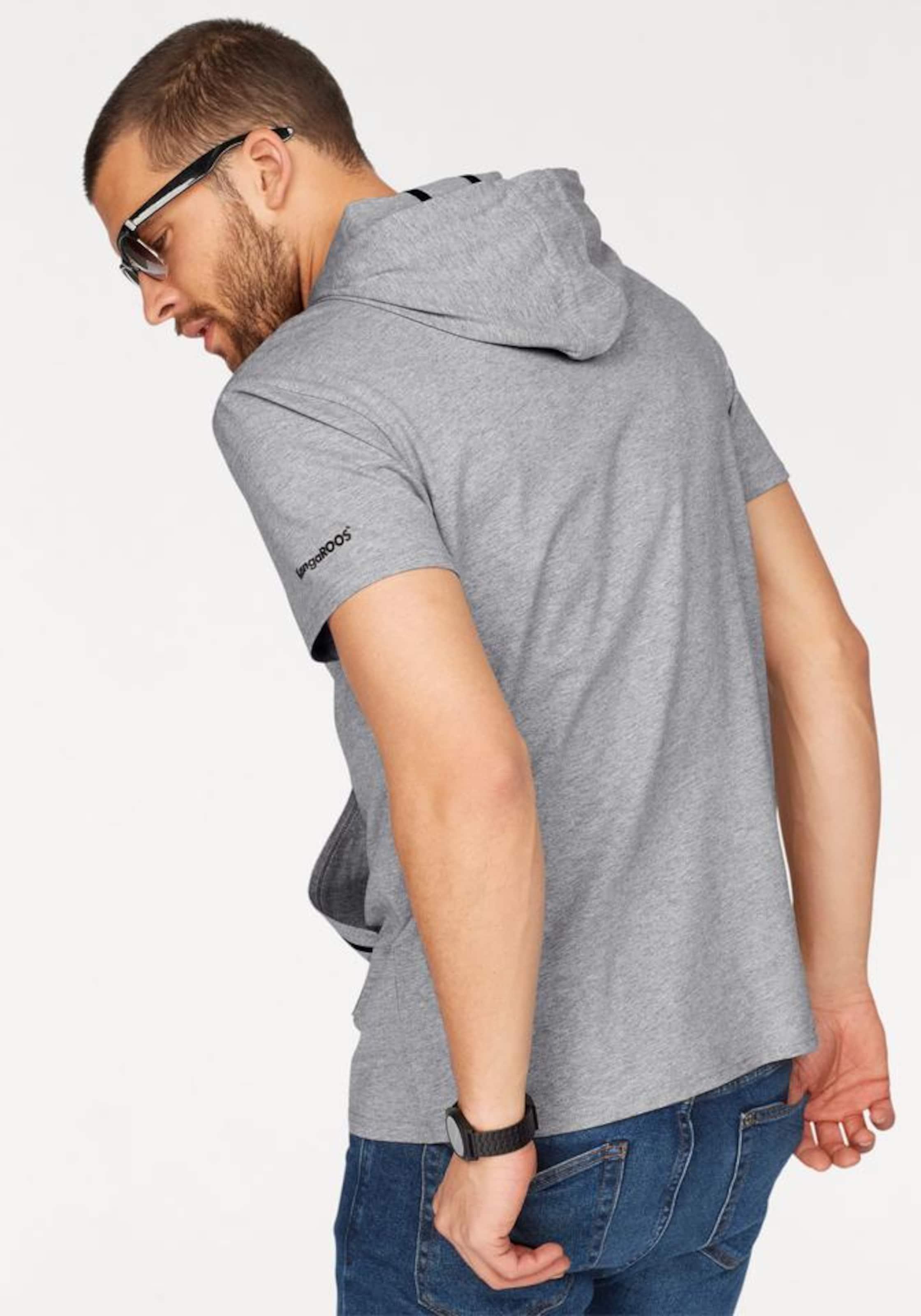 Orange 100% Original KangaROOS T-Shirt Kaufen Günstigen Preis 7vQJPevB0