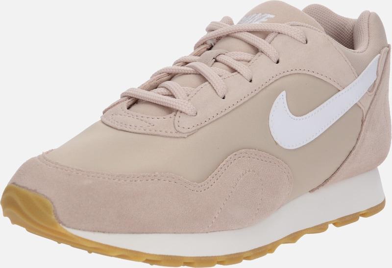 Baskets Nike 'outburst' En Basses Sportswear Rose vN0Om8ywnP