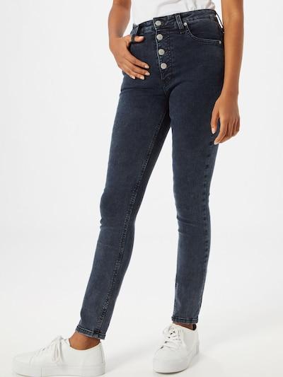 Calvin Klein Jeans Teksapüksid tumesinine, Modellivaade