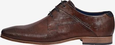 bugatti Schuhe in braun, Produktansicht