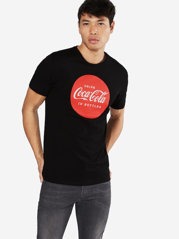 Only & Sons T-shirt Cola Fresh Nov Fitted Tee