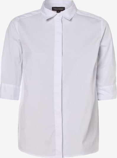 Franco Callegari Bluse ' ' in weiß, Produktansicht