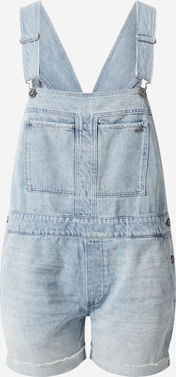 G-Star RAW Latzhose in blue denim, Produktansicht