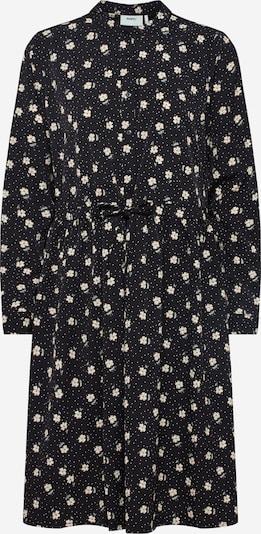 Moves Robe-chemise 'Danisa' en noir, Vue avec produit