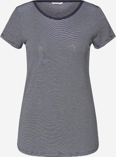 ESPRIT Schlafshirt 'JAYLA' in navy / weiß, Produktansicht
