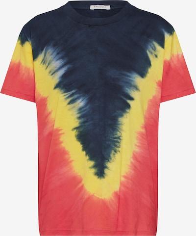 Ragdoll LA Shirt 'Tie Dye Vintage Tee' in de kleur Navy / Gemengde kleuren, Productweergave
