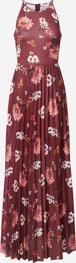 ABOUT YOU Лятна рокла 'Jenny' в пъстро / бордо, Преглед на продукта