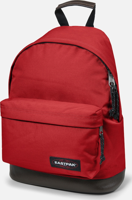 EASTPAK Authentic Collection Wyoming 16 Rucksack mit Leder 40 cm