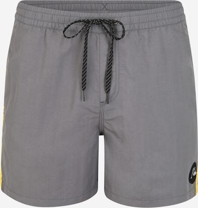 QUIKSILVER Shorts de bain en bleu clair / jaune / gris, Vue avec produit