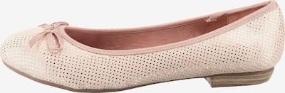 JANE KLAIN Ballerinas in rosa, Produktansicht