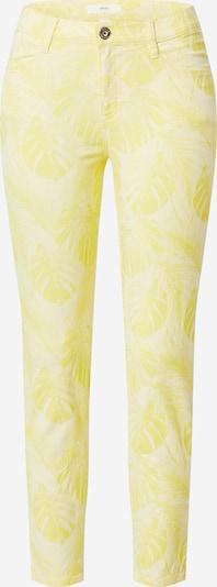 BRAX Jeans 'SHAKIRA' in gelb, Produktansicht