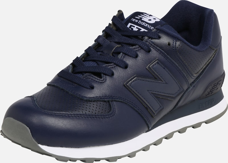 new balance Herren - Sneaker 'ML574 S' in navy: Frontalansicht