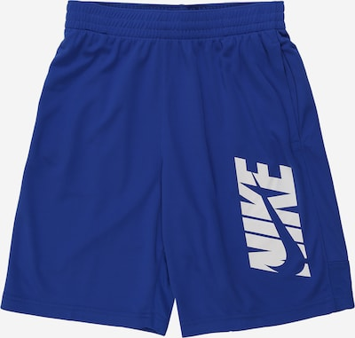 NIKE Sportbroek in de kleur Royal blue/koningsblauw, Productweergave