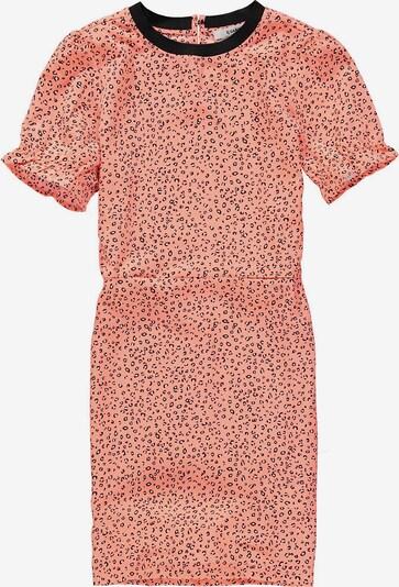 GARCIA Kleid in pfirsich / schwarz, Produktansicht