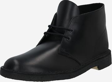 Clarks Originals Buty Chukka w kolorze czarny