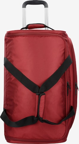 Hardware Reisetasche in Rot